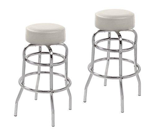 commercial grade swivel bar stool - 8