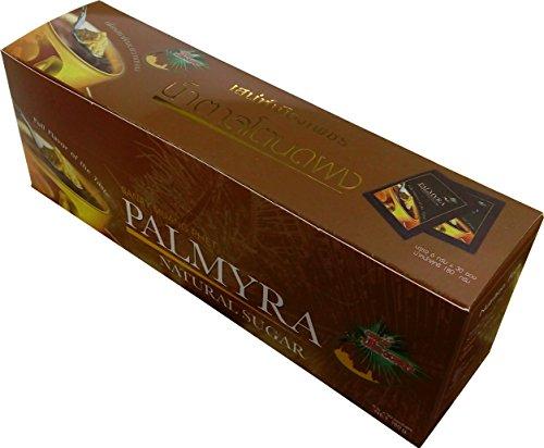 Sanay Muang Phet Palmera Jaggery Powder 6.34 Oz./30 Sachets by Sanay Muang Phet