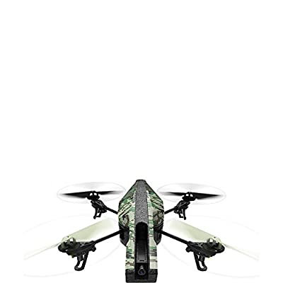 Parrot AR.Drone 2.0 Elite Edition Quadricopter - Wifi - Free App iOS & Android - Record HD 720p movies