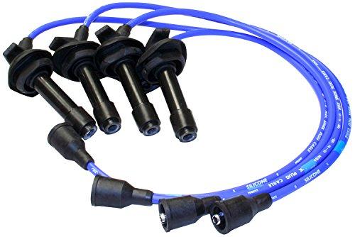 NGK (8772) FX54 Spark Plug Wire Set on