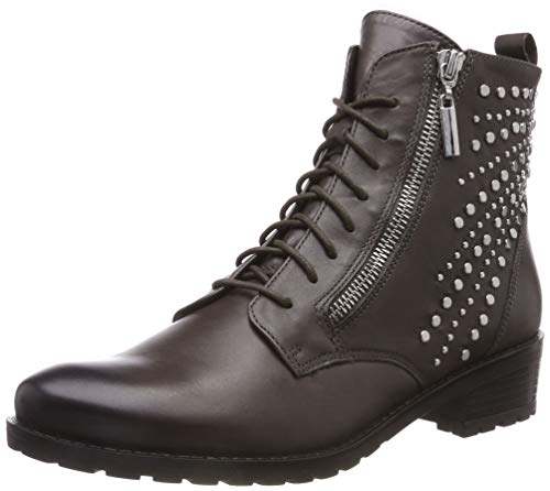 Nappa Boots Caprice Ankle 213 Grey Women's Dk 25102 Grey T0qUtx0w