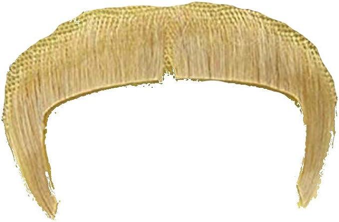Zapata Human Hair Mustache Blonde 2016