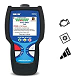 Innova 3030h Diagnostic Code Reader/Scan Tool with DTC Severity for OBD2 Vehicles