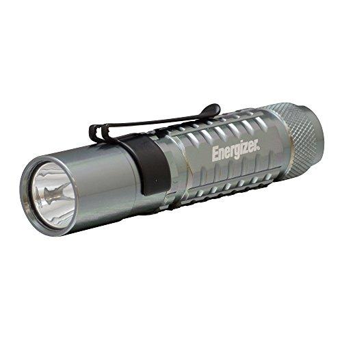 Energizer Metal Led Flashlight (Energizer High-Brightness LED metal Light 85 Metal85)