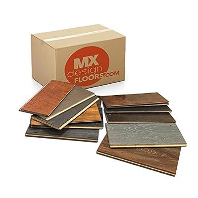Hardwood And Waterproof Flooring Sample Box