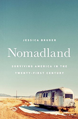 Nomadland: Surviving America in the Twenty-First Century cover