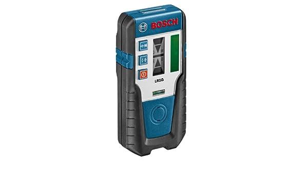 Bosch Verde haz láser giratorio Receptor Lr1G Para Grl300Hvg: Amazon.es: Bricolaje y herramientas