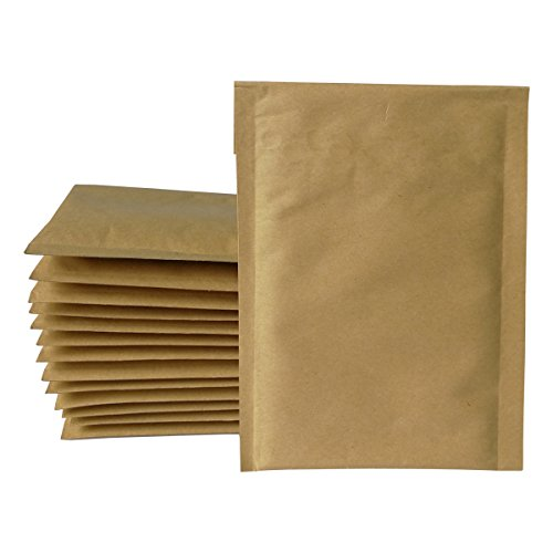 Kraft Bubble Mailers 10x13 (Usable Space 9.2