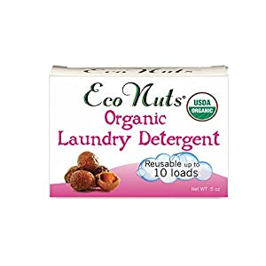 """Eco Nuts """"As Seen on Shark Tank!"""" Organic Laundry Soap- Trial Size/10 loads"""