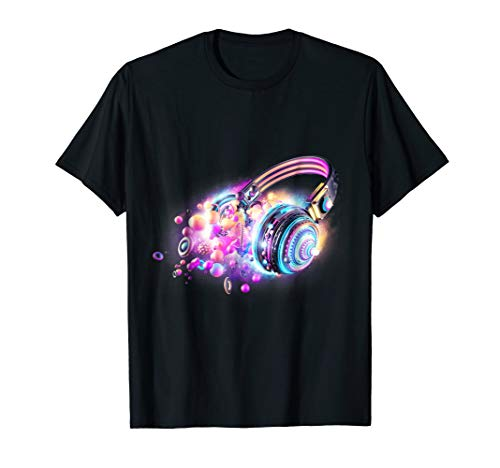 Light Up Halloween T Shirt (LED T Shirt Sound Activated Glow Shirts Light up)