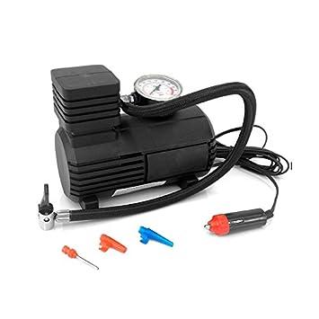 Mini Compresor de aire portátil de calidad 12 V, presión 300 psi, para inflar balones y neumáticos para bicicleta y coche: Amazon.es: Bricolaje y ...