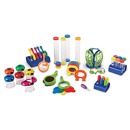 Learning Resources Science Classroom Bundle, 47 Pieces