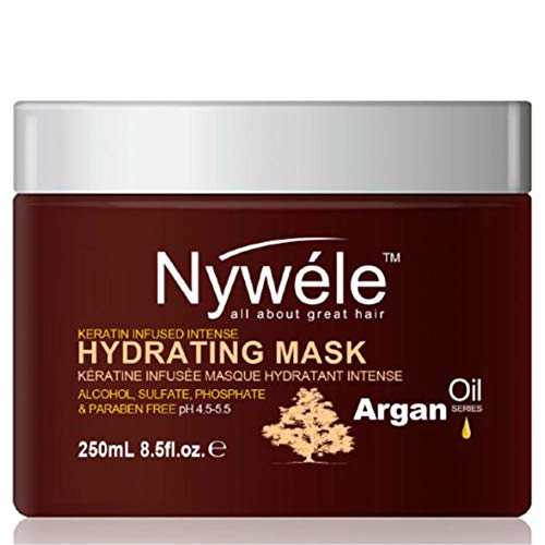 Nywele Keratin Infused Intense Hydrating Mask, 8.5 oz -  6922506750.0