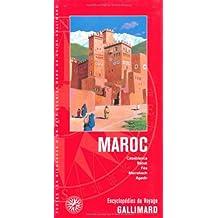 MAROC : CASABLANCA RABAT FÈS MARRAKECH AGADIR N.E.