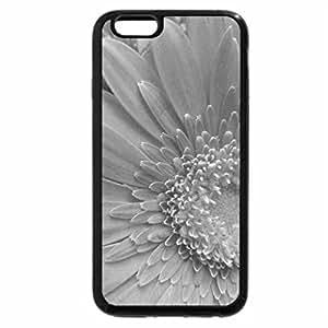 iPhone 6S Case, iPhone 6 Case (Black & White) - La Soleil Rose
