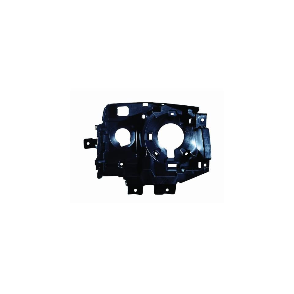 OE Replacement Ford Super Duty Driver Side Headlight Housing (Partslink Number FO2514100)