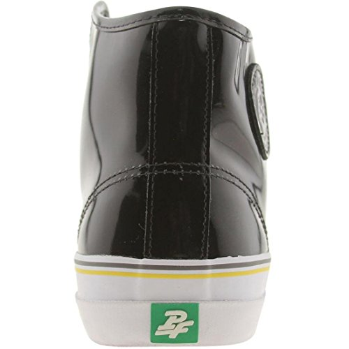 Pf Flyers Center High - Color Révèle Le Brevet (noir / Blanc)