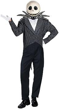 Jack Skellington Adult Deluxe Halloween Costume