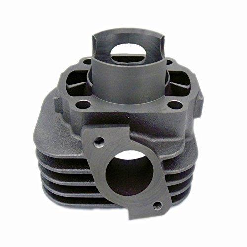Cylinder Kit 70cc 10mm Pin 2 Stroke Jog Yamaha Minarelli 1E40QMB TAIWANESE (0108_75)
