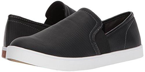 Zapatillas diseño Luna lagarto para Dr Mujer de negro Shoes Scholl's Deportivas TqwnAfpt