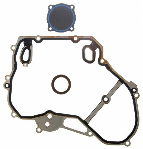 Pontiac Timing Cover (Fel-Pro TCS46041  Timing Cover Set)