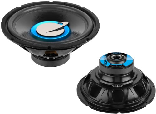 "2) New Planet Audio TQ12S 12"" 3000 Watt Car Subwoofers Power"