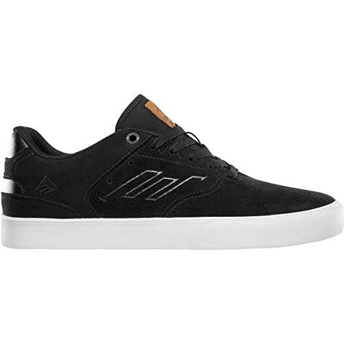 Emerica Reynolds Low Vulc Skate Schuh Schwarz Braun