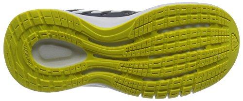 adidas Kinder-Unisex Energy Cloud K Turnschuhe Grigio (Onix/Ftwbla/Amabri)