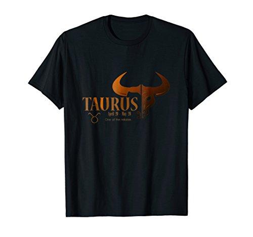 Taurus Tshirt, Bull Design Astrology Birthday Zodiac Sign
