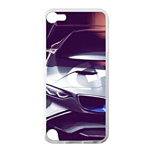 Man's Car Woman's Car Handsome Stylish Design Ipod Touch 5 Case Shell Cover (Laser Technology)