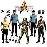 Star Trek Mix 'N' Match Magnetic Adventure Set w/ 2 Interactive Backgrounds