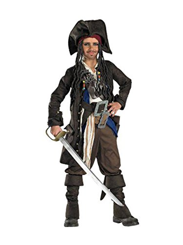 Child Prestige Captain Jack Sparrow Costume -