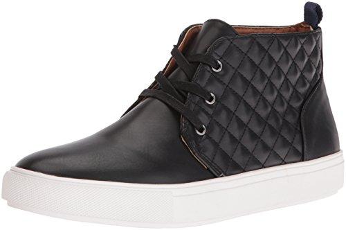Steve Madden Mens Jaedon Fashion Sneaker Nero