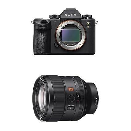 Amazon.com : Sony a9 Full Frame Mirrorless Interchangeable-Lens ...