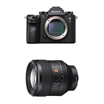 sony a9 full frame mirrorless interchangeable lens camera w sel85f14gm f14 lens - Mirrorless Full Frame