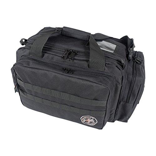 Black Scorpion Outdoor Gear Range Bag, Shooting Bag. IPSC / USPSA