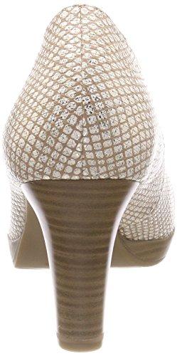Femme shell Escarpins Beige 22410 Tamaris Str g1x6qEInw