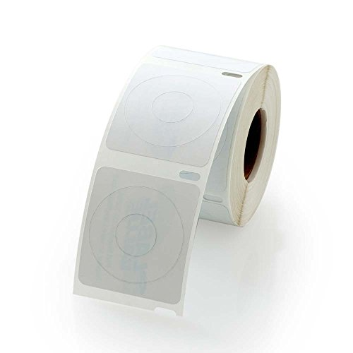 Dymo Compatible 30886 CD/DVD Core Labels for LabelWriter - 320 Labels Per Roll ()