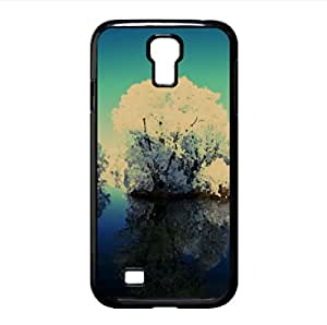 Winter Wonderland Watercolor style Cover Samsung Galaxy S4 I9500 Case (Winter Watercolor style Cover Samsung Galaxy S4 I9500 Case)