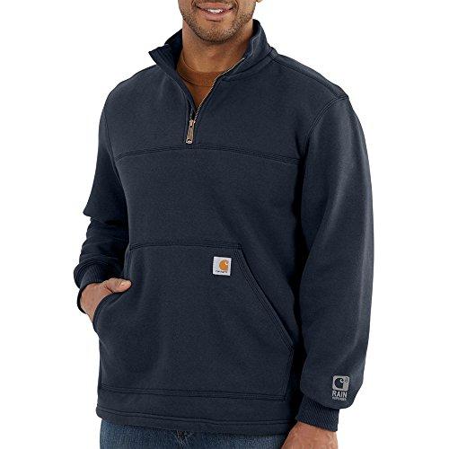 carhartt-mens-rain-defender-paxton-heavyweight-quarter-zip-sweatshirt-navy-large