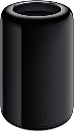 Apple Mac Pro Desktop (3.5GHz 6-Core Intel Xeon E5, 16GB RAM, 256GB Flash) - Black