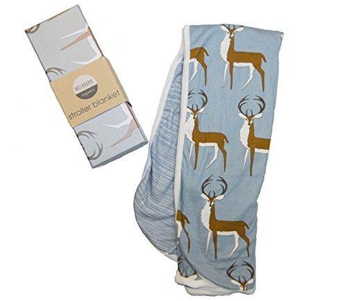 Zebi Organic Stroller Blanket - 1