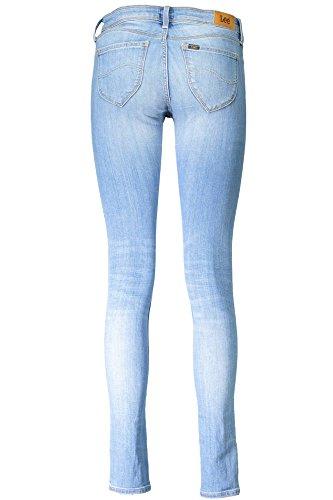 L527pfjz Denim Toxey Lee Jeans Azzurro Donna qd6FCw8