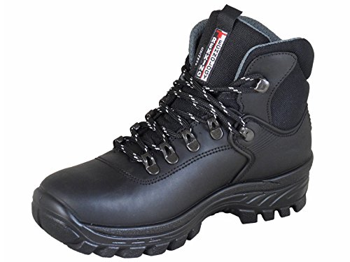 Grisport Explorer Ladies Lightweight Waterproof Walking Boots Black oMR1s7a