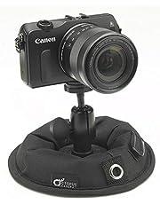 OctoPad Universalbasis / Tisch-Stativ / Mini-Stativ für Kameras und Smartphones, einschließlich Kugelkopf