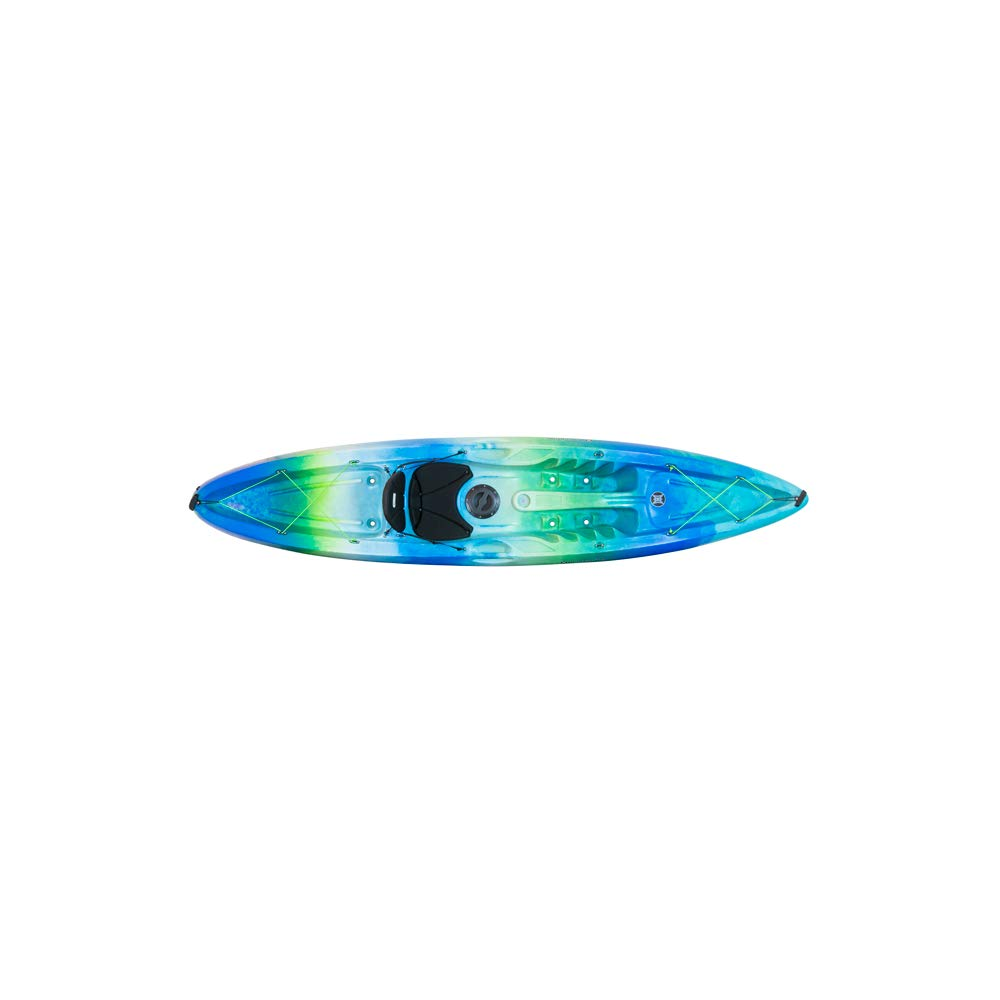 Perception Tribe Sit On Top Kayak for Recreation - 11.5 by Perception Kayaks