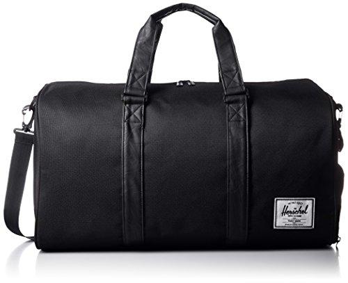 a1c22b5420c Jual Herschel Supply Co. Novel Duffel Bag, Black Black, One Size ...