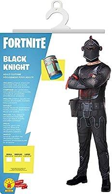 Fortnite - Disfraz Black Knight para adulto, talla S (Rubies ...