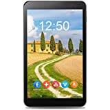 AOSON M815 Android 7.0 Tablet, Android 7.0 Nougat MTK Quad-core Processor, 8-Inch IPS HD Touchscreen, 2GB RAM 32GB Storage, 4000mAh, with Bluetooth 4.0, Wi-Fi, GPS, Black, GMS Certified