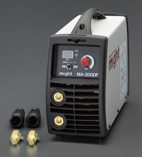 エスコ 単相200V/200Aデジタルインバーター直流溶接機 EA315MB-2 B01AI27J5S